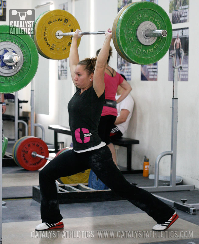 Starter Program For Catalyst Athletics Online Workouts By Greg Everett Olympic Weightlifting
