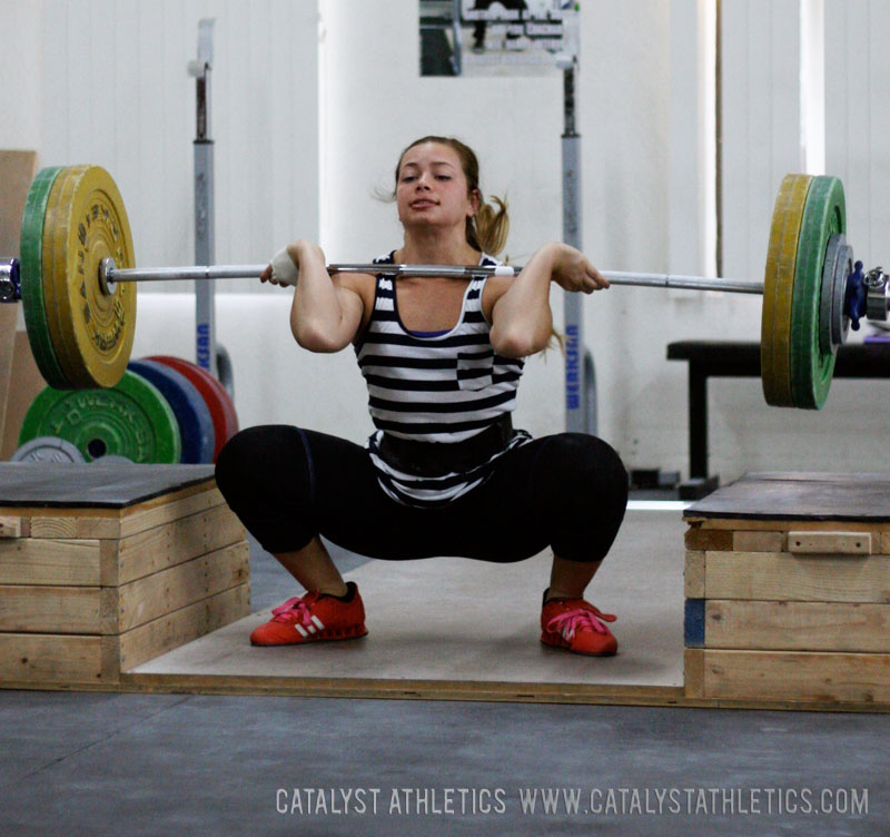 Olympic Weightlifting Article