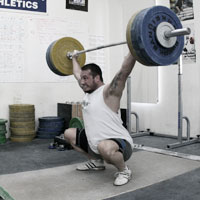 Getting Under The Split Jerk Properly, Greg Everett,