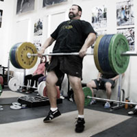 People Who Lift Weights...and Weightlifters, Matt Foreman,