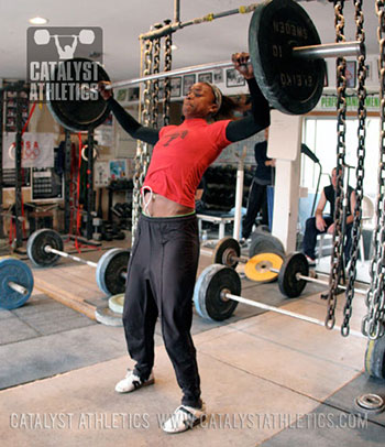 Muscle snatch - Olympic Weightlifting, strength, conditioning, fitness, nutrition - Catalyst Athletics