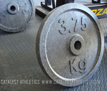 HiTech Technique Plates - Olympic Weightlifting, strength, conditioning, fitness, nutrition - Catalyst Athletics
