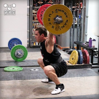 John snatch - Olympic Weightlifting, strength, conditioning, fitness, nutrition - Catalyst Athletics