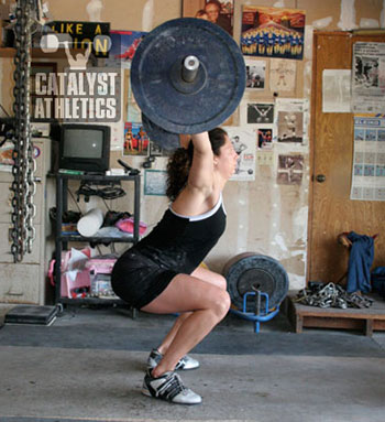 E.C.! - Olympic Weightlifting, strength, conditioning, fitness, nutrition - Catalyst Athletics