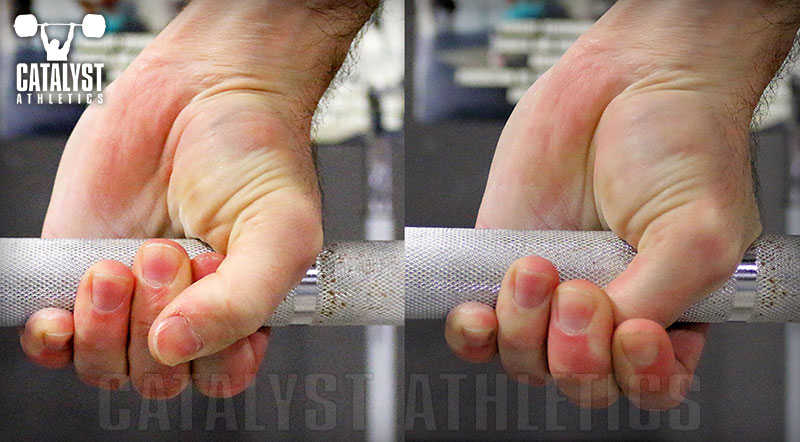 The Hook Grip: Why & How to Do It Correctly by Greg Everett - Olympic Weightlifting - Catalyst