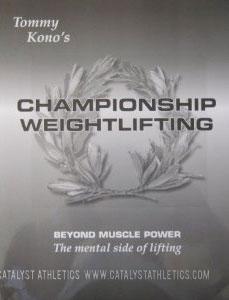bob takano weightlifting programming pdf