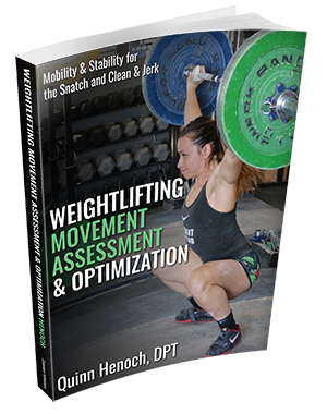 Weightlifting Movement Assessment & Correction by Quinn Henoch