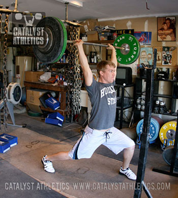Adam from CrossFit San Diego - Olympic Weightlifting, strength, conditioning, fitness, nutrition - Catalyst Athletics