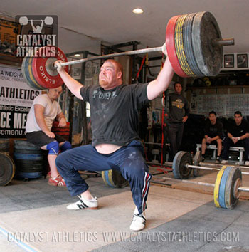 Pulling under - Olympic Weightlifting, strength, conditioning, fitness, nutrition - Catalyst Athletics