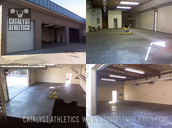 The New CrossFit East/South/Central Santa Cruz - Olympic Weightlifting, strength, conditioning, fitness, nutrition - Catalyst Athletics