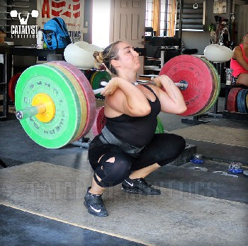 Sam clean - Olympic Weightlifting, strength, conditioning, fitness, nutrition - Catalyst Athletics