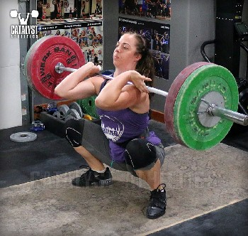 Susan clean - Olympic Weightlifting, strength, conditioning, fitness, nutrition - Catalyst Athletics