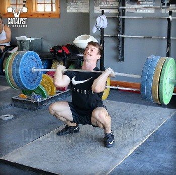 Cody clean - Olympic Weightlifting, strength, conditioning, fitness, nutrition - Catalyst Athletics