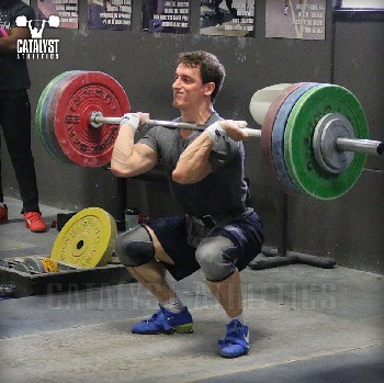 Jason clean - Olympic Weightlifting, strength, conditioning, fitness, nutrition - Catalyst Athletics
