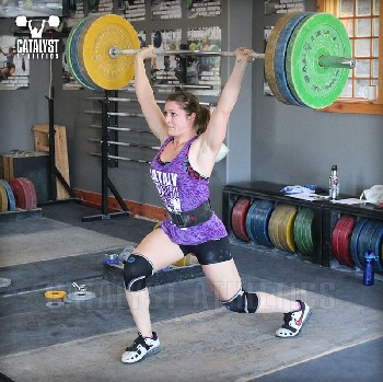 Erin jerk - Olympic Weightlifting, strength, conditioning, fitness, nutrition - Catalyst Athletics