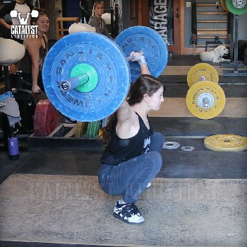 Rachel snatch - Olympic Weightlifting, strength, conditioning, fitness, nutrition - Catalyst Athletics