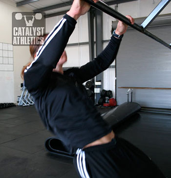 Eva T - Olympic Weightlifting, strength, conditioning, fitness, nutrition - Catalyst Athletics