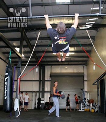 Front lever at <a href=